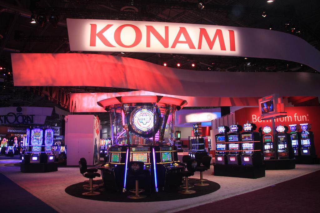 konami gaming las vegas address