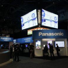 Panasonic Exhibit at NAB 2017