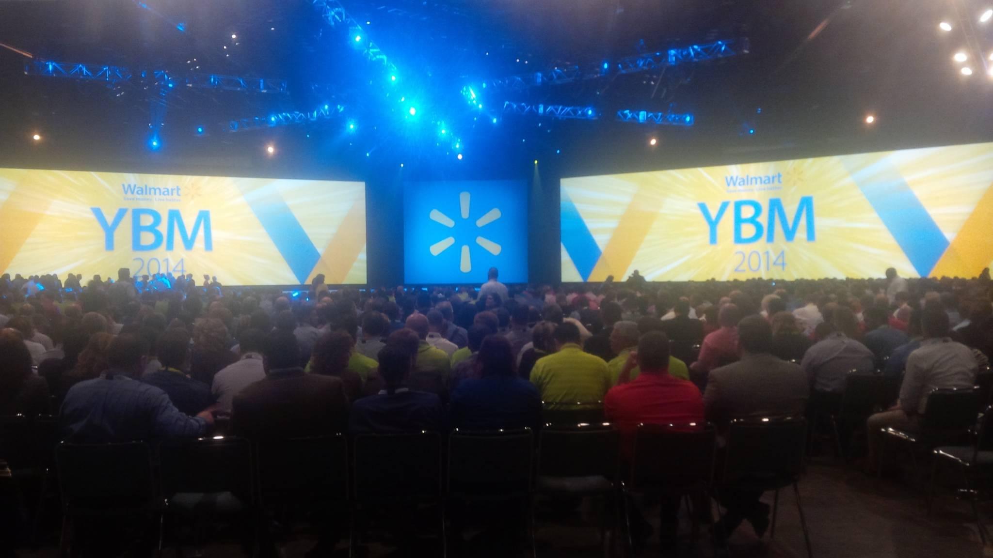 2014 - Walmart YBM - Fine Design Associates